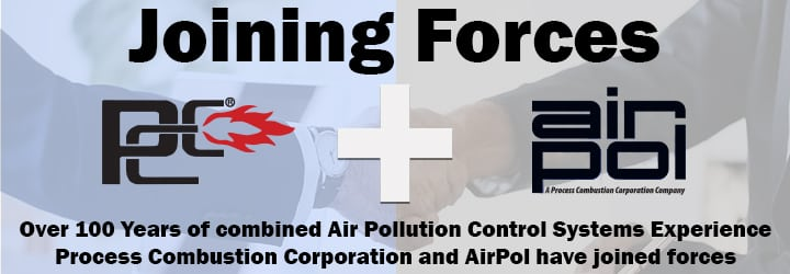 PCC and AirPol joining forces announcement