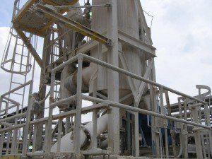 Venturi and Separator Pulp and Paper Lime Slaker