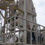 Venuri and Separator Pulp and Paper Lime Slaker